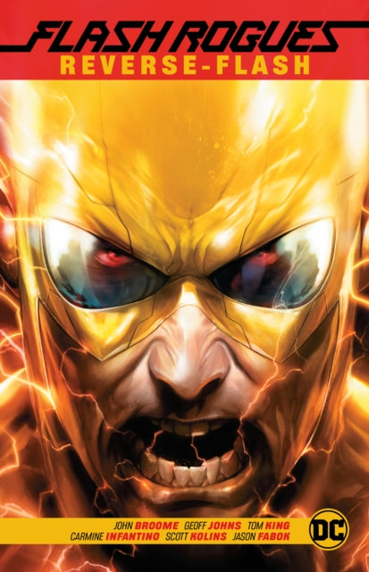 The Flash Rogues : Reverse Flash