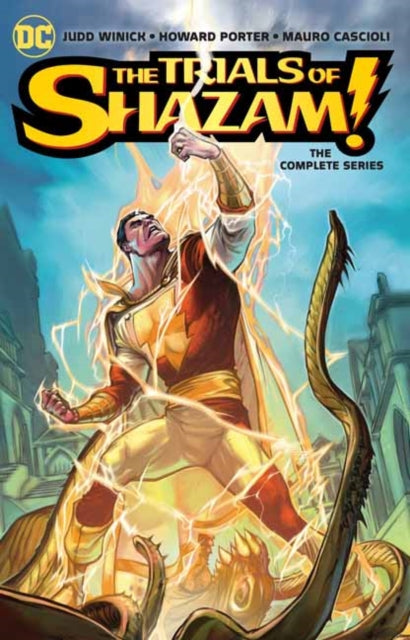The Trials of Shazam : The Complete Series, The