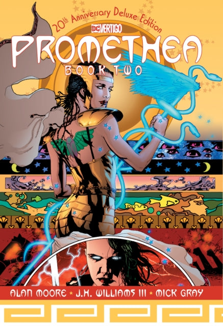 Promethea: The Deluxe Edition Book Two