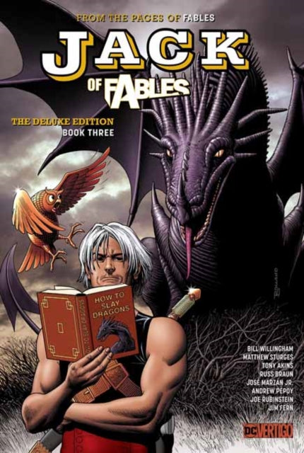 Jack of Fables Deluxe Book Three