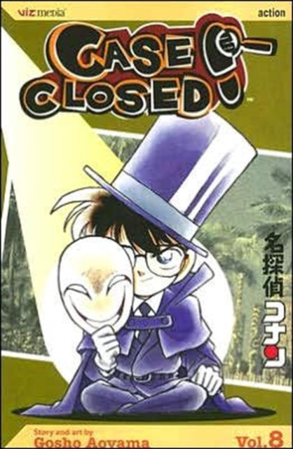 Case Closed, Vol. 8