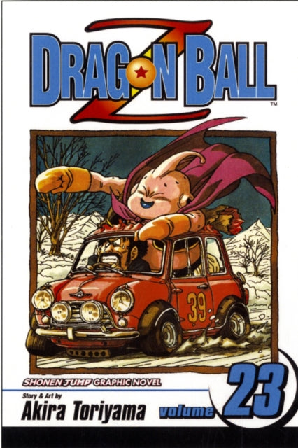 Dragon Ball Z, Vol. 23