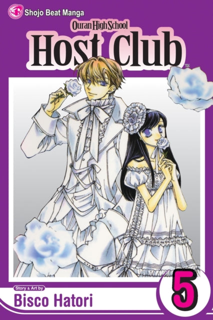 Ouran High School Host Club, Vol. 5