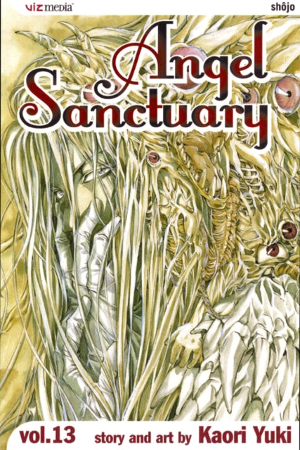 Angel Sanctuary, Vol. 13