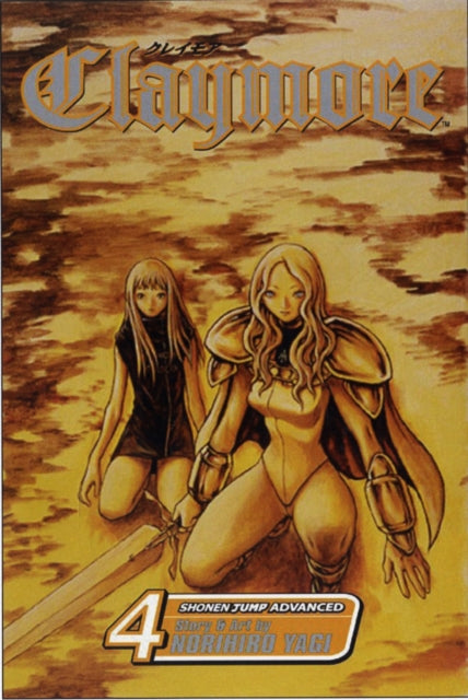 Claymore, Vol. 4