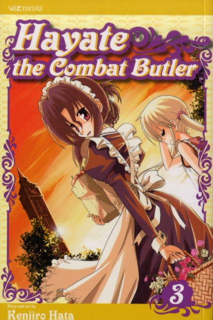Hayate the Combat Butler, Vol. 3