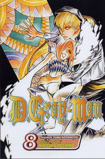 D.Gray-man, Vol. 8