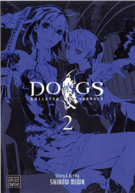 Dogs, Vol. 2 : Bullets & Carnage