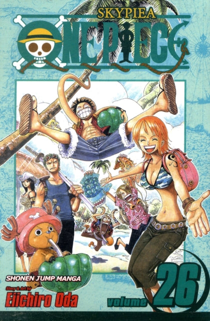 One Piece, Vol. 26