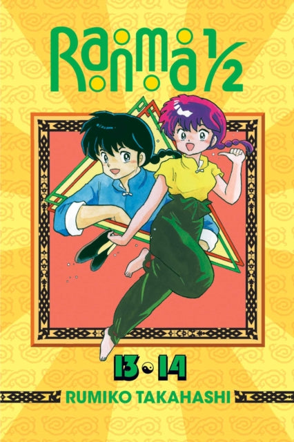 Ranma 1/2 (2-in-1 Edition), Vol. 7 : Includes Volumes 13 & 14