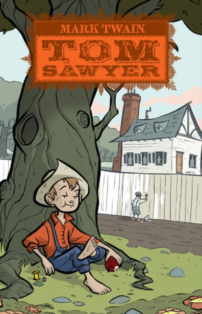 All-Action Classics: Tom Sawyer