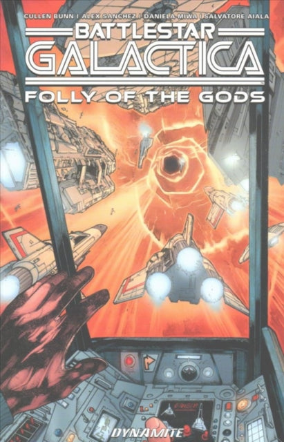 Battlestar Galactica (Classic): Folly of the Gods