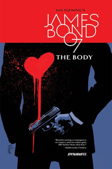 James Bond: The Body HC