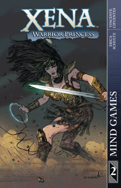 Xena Vol. 2: Mind Games TP