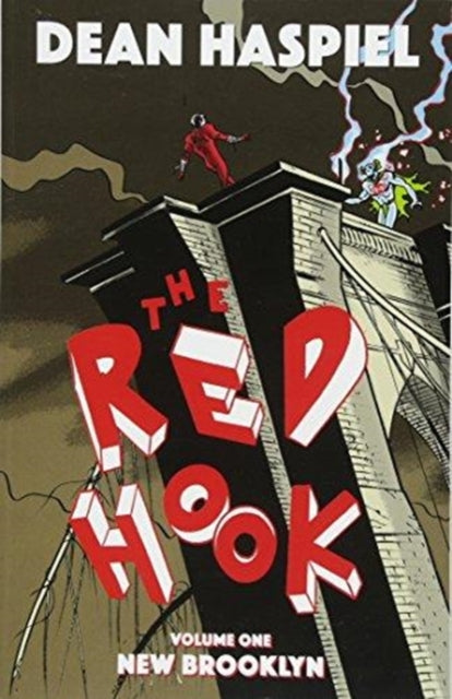 The Red Hook Volume 1: New Brooklyn