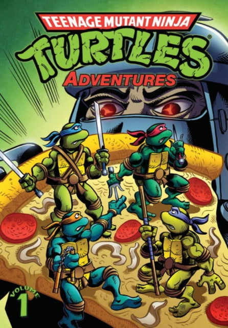 Teenage Mutant Ninja Turtles Adventures Volume 1
