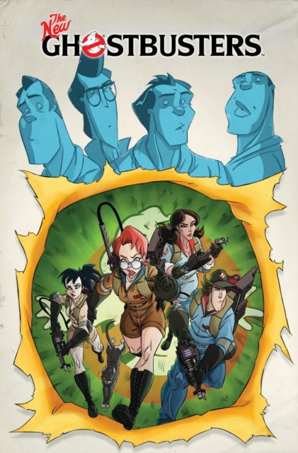 Ghostbusters Volume 5 The New Ghostbusters
