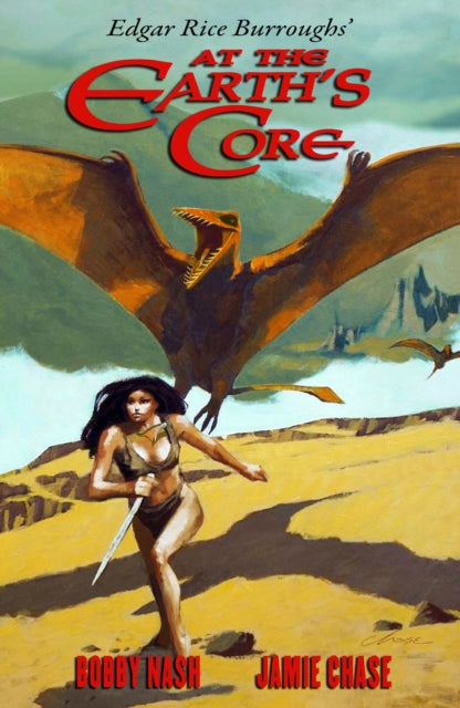 Edgar Rice Burroughs' At The Earth's Core Ltd. Ed.