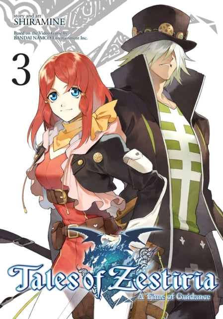 Tales of Zestiria Vol. 3