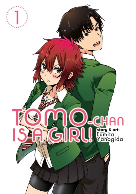 Tomo-chan is a Girl! Vol. 1