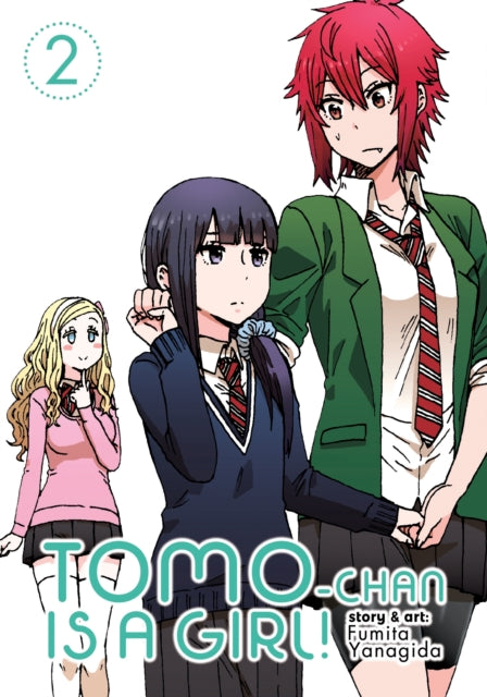 Tomo-chan is a Girl! Vol. 2