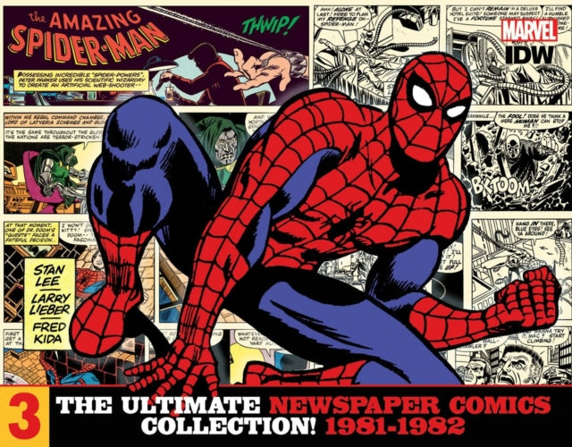 The Amazing Spider-Man The Ultimate Newspaper Comics Collection Volume 3 (1981- 1982)
