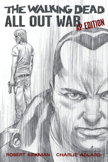 The Walking Dead: All Out War Artist's Proof Edition