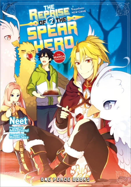 The Reprise Of The Spear Hero Volume 01: The Manga Companion