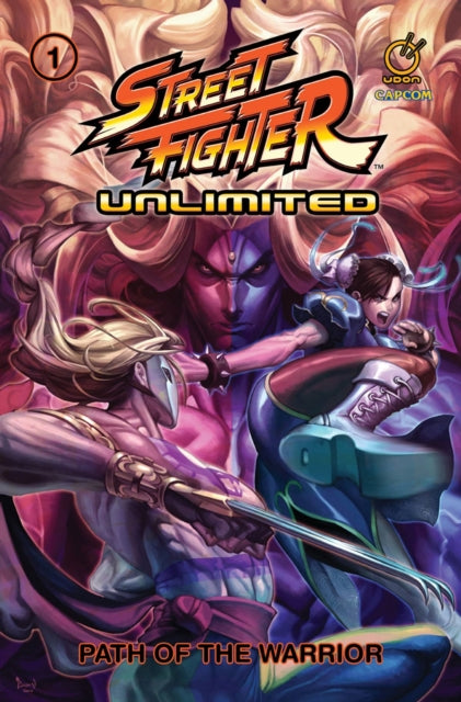 Street Fighter Unlimited Vol.1 : Path of the Warrior