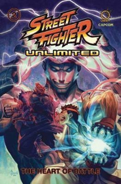 Street Fighter Unlimited Vol.2 TP : The Heart of Battle
