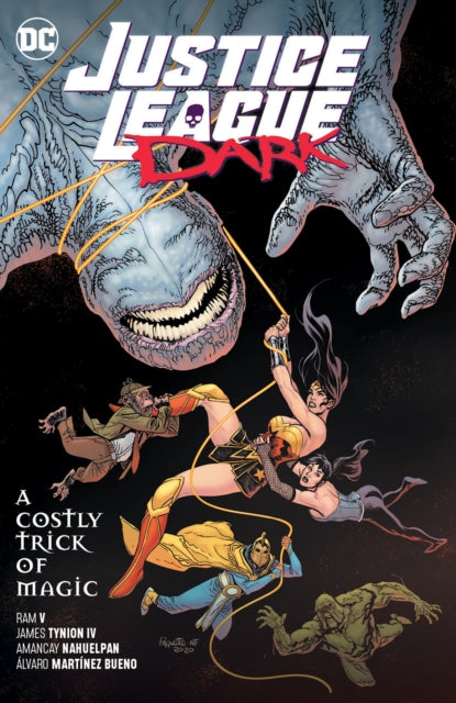 Justice League Dark Volume 4