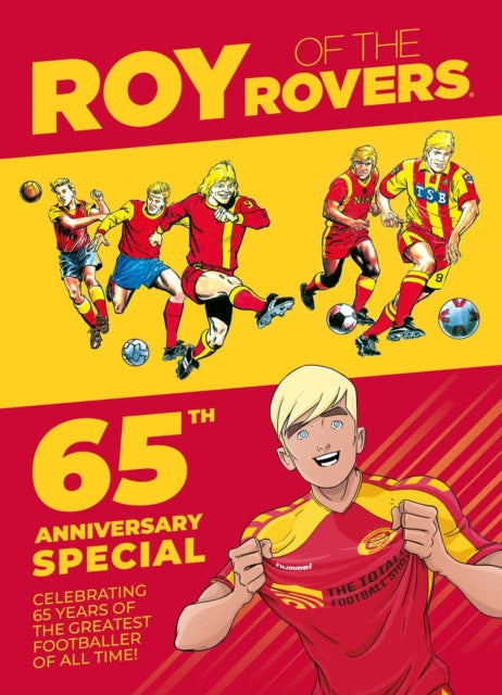 Roy of the Rovers: 65th Anniversary Special