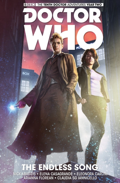 Doctor Who the Tenth Doctor : Endless Song Volume 4