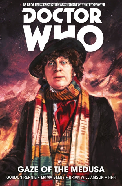 Doctor Who: The Fourth Doctor : Gaze of the Medusa Volume 1