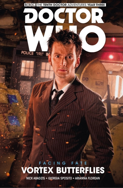 Doctor Who - The Tenth Doctor: Facing Fate Volume 2: Vortex Butterflies