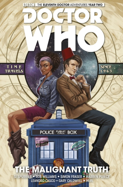 Doctor Who: The Eleventh Doctor : The Malignant Truth