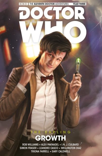 Doctor Who : Growth