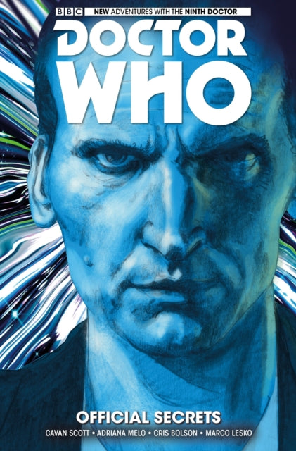 Doctor Who: The Ninth Doctor : Official Secrets Volume 3