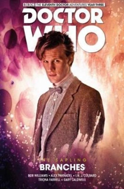 Doctor Who: The Eleventh Doctor The Sapling Volume 3 - Branches