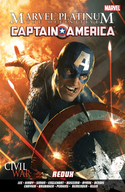 Marvel Platinum: The Definitive Captain America Redux