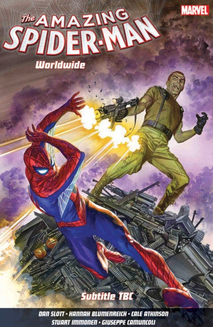 Amazing Spider-man: Worldwide Vol. 6 : The Osborn Identity