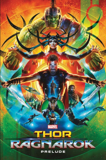 Marvel Cinematic Collection Vol. 8: Thor: Ragnarok Prelude