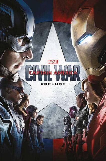 Marvel Cinematic Collection Vol. 7: Captain America Civil War Prelude