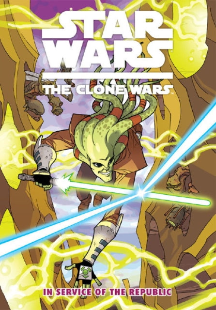 Star Wars - The Clone Wars : In Service of the Republic