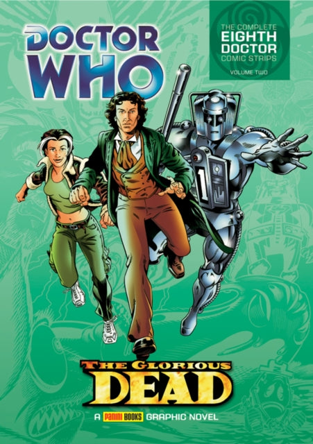 Doctor Who: The Glorious Dead : The Complete Eighth Doctor Comic Strips Vol.2