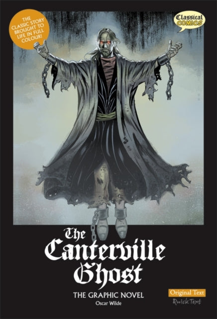 The Canterville Ghost : The Graphic Novel Original Text