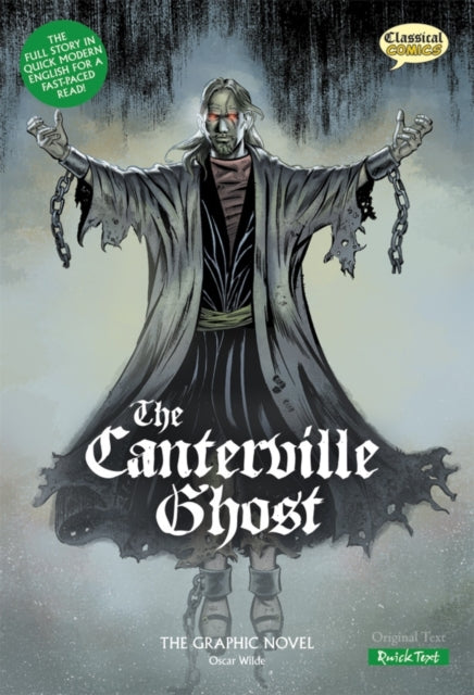 The Canterville Ghost (Classical Comics)