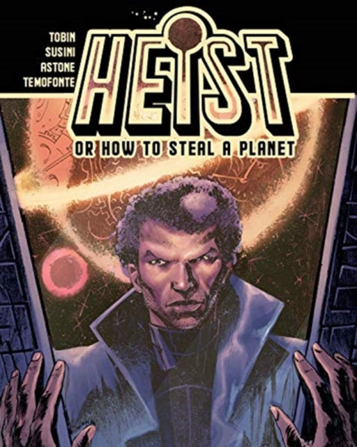 Heist, Or How to Steal a Planet Complete Series