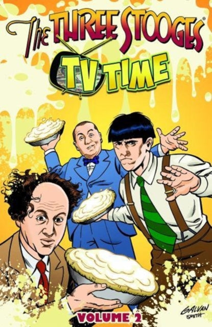 The Three Stooges Vol 2 TPB : TV Time