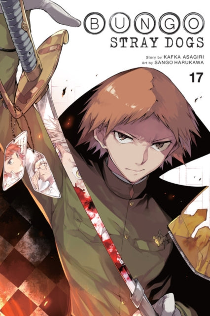 Bungo Stray Dogs, Vol. 17